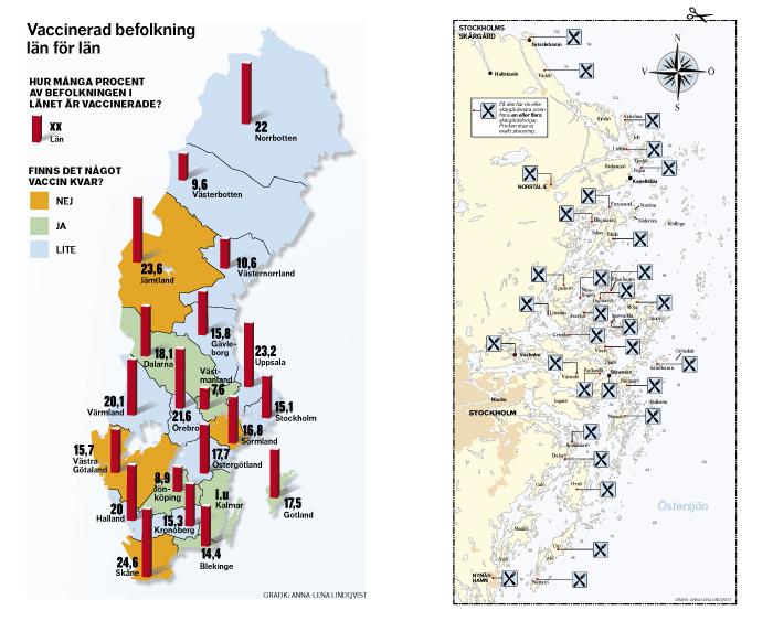 Enklare kartor Dagens Nyheter